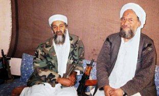 bin Laden and al-Zawahiri