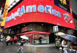 BANK OF AMERICA WILL ELIMINATE JOBS