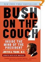 bush on the couch Dr. Frank's book